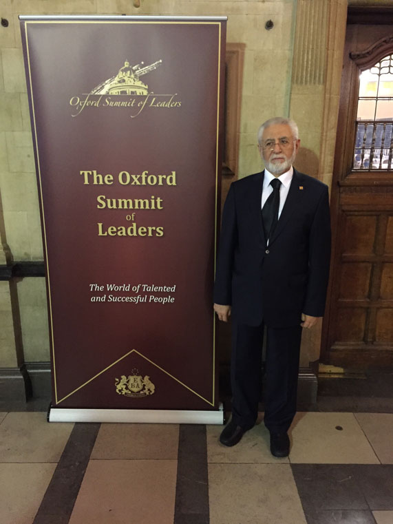 The oxford Summit of Leaders